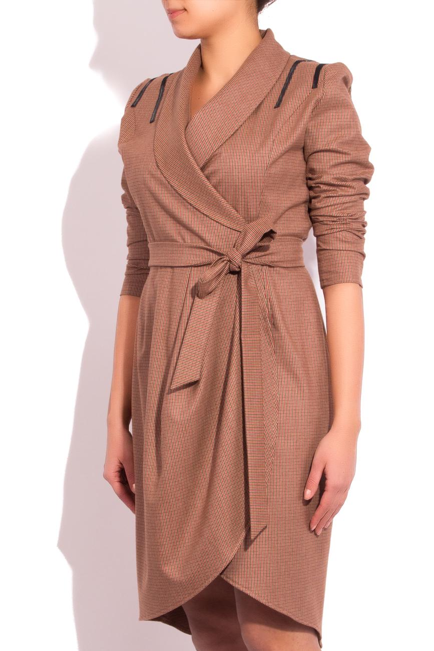 Quilted dress Arina Varga image 1