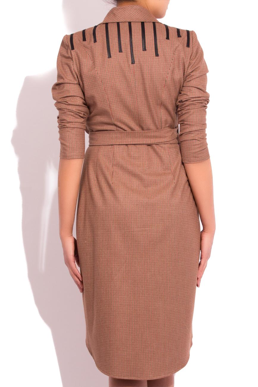 Quilted dress Arina Varga image 2