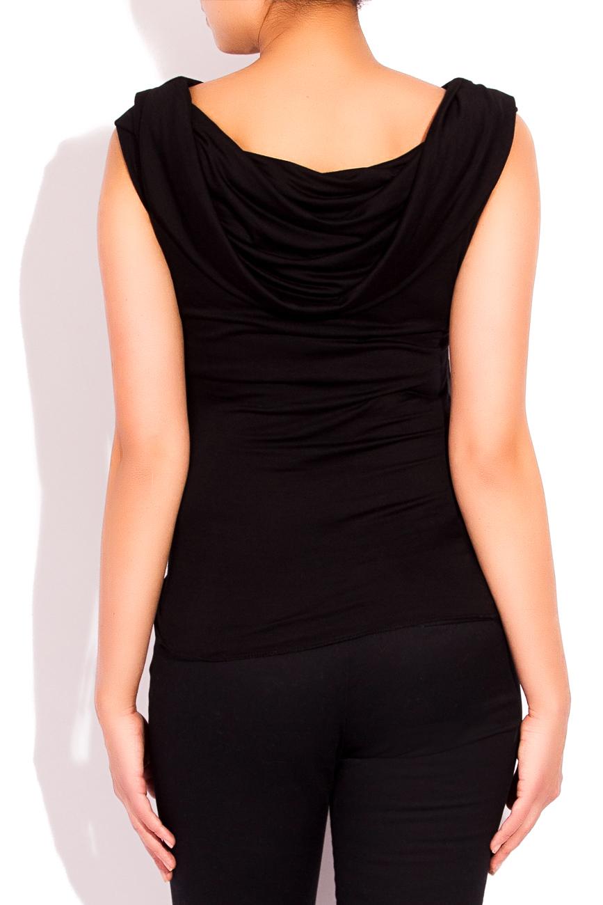 Sequined blouse Edita Lupea image 2