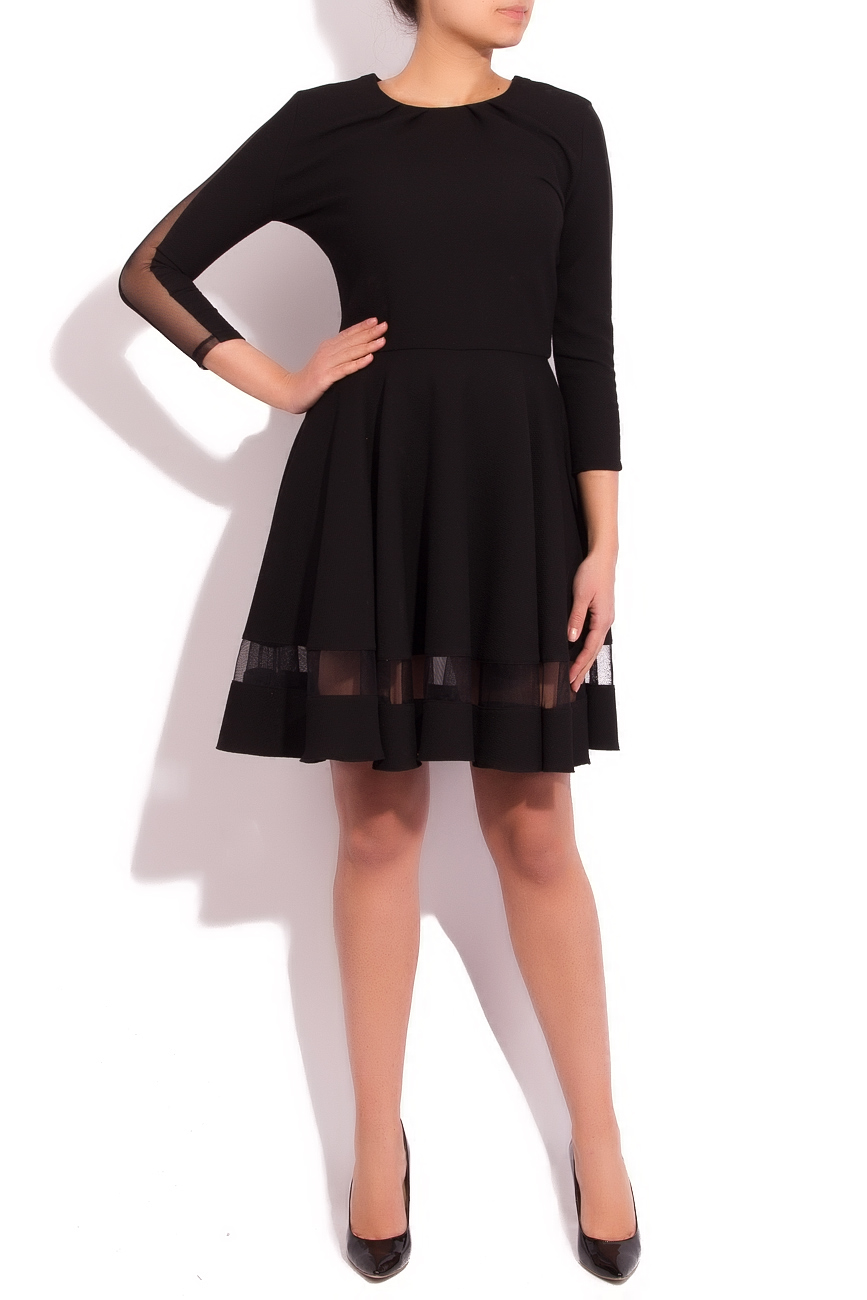 Rochie LITTLE BLACK Arina Varga imagine 0