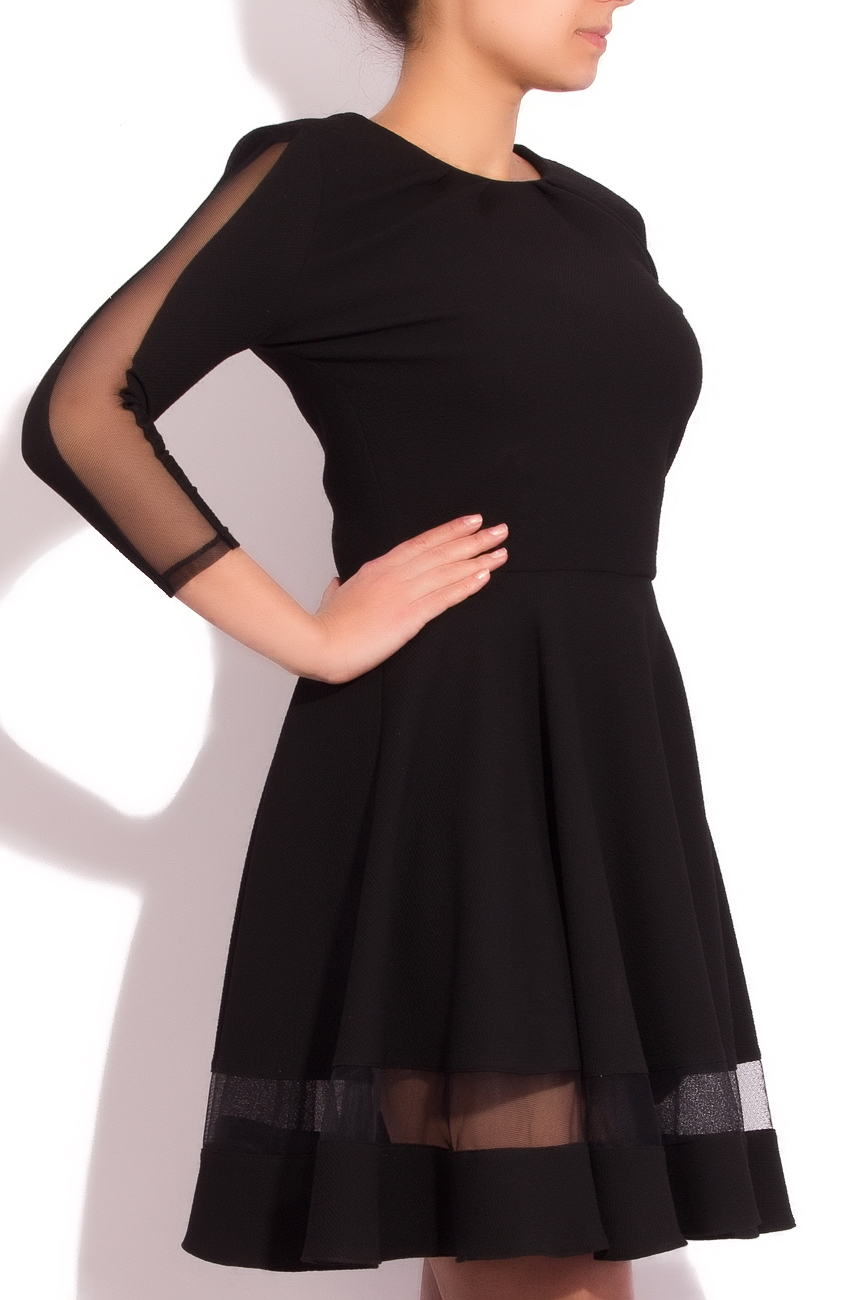 Rochie LITTLE BLACK Arina Varga imagine 1