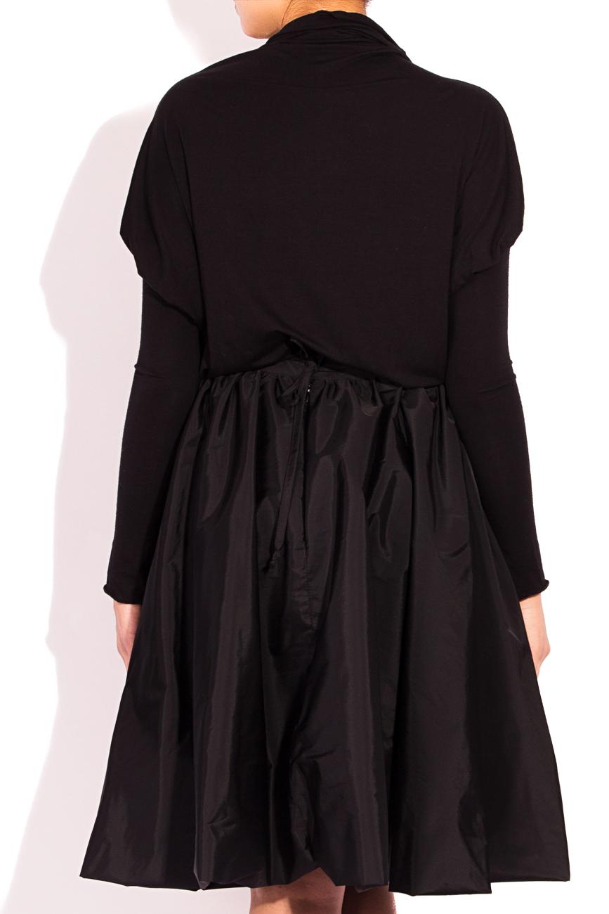 Volumetric skirt Edita Lupea image 2