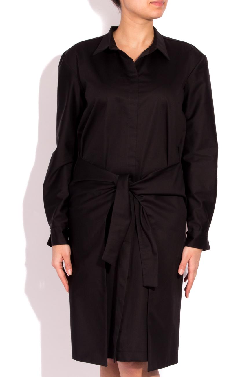 Shirt-type dress Smaranda Almasan image 1