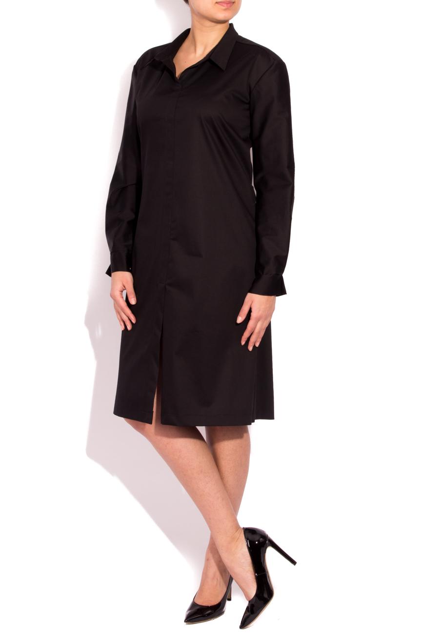 Shirt-type dress Smaranda Almasan image 0
