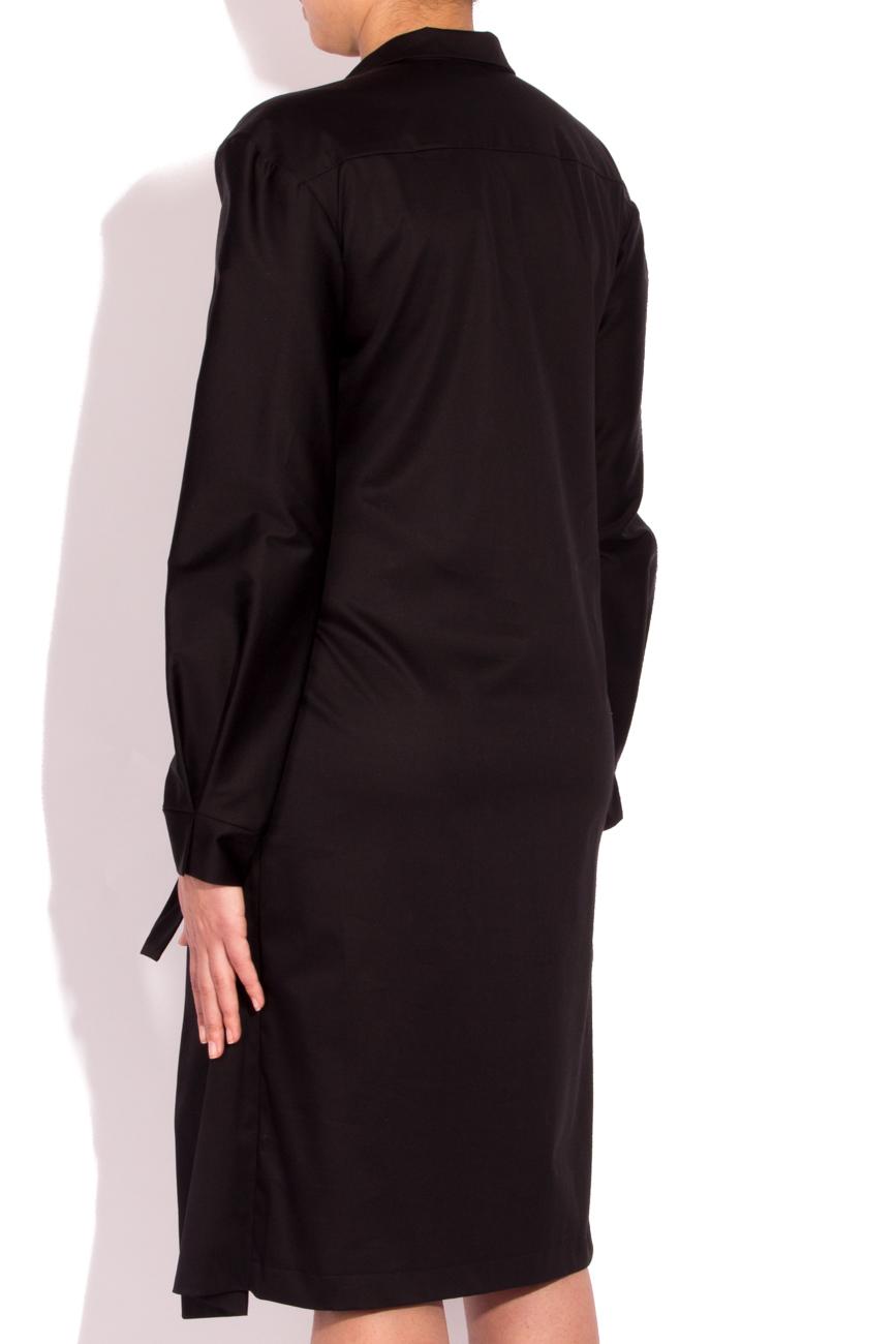 Shirt-type dress Smaranda Almasan image 3