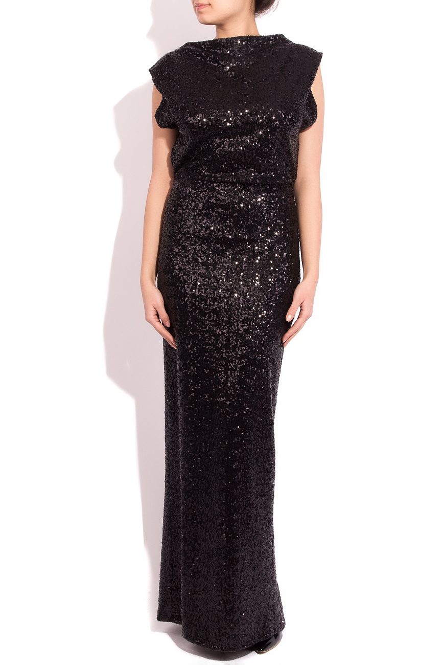 Sequined dress Dorin Negrau image 0
