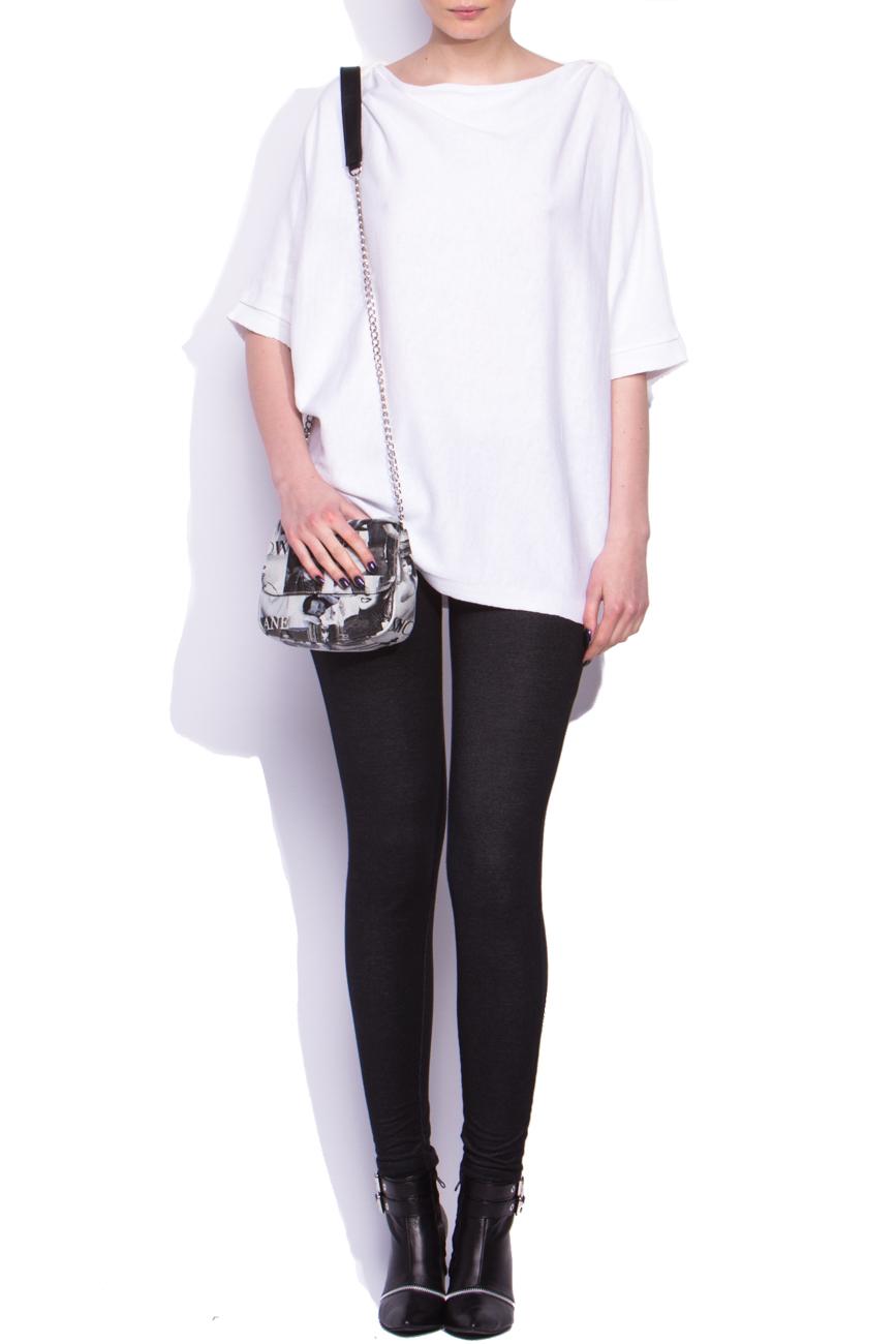 White sweater Dorin Negrau image 0