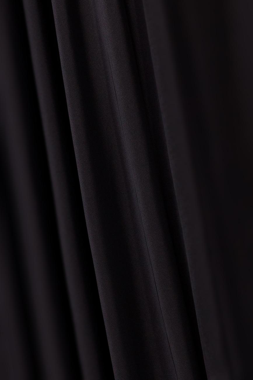 Rochie neagra  Dorin Negrau imagine 3