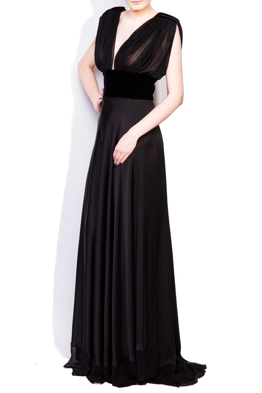 Robe noire Dorin Negrau image 1