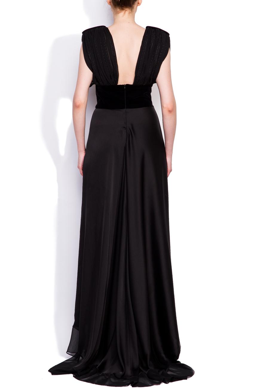 Robe noire Dorin Negrau image 2