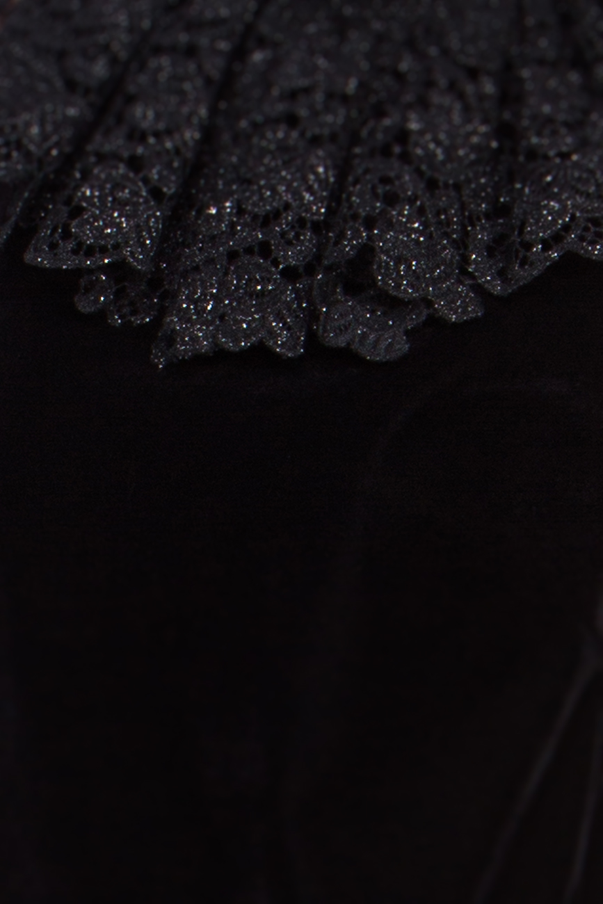 Lace collar dress Dorin Negrau image 3