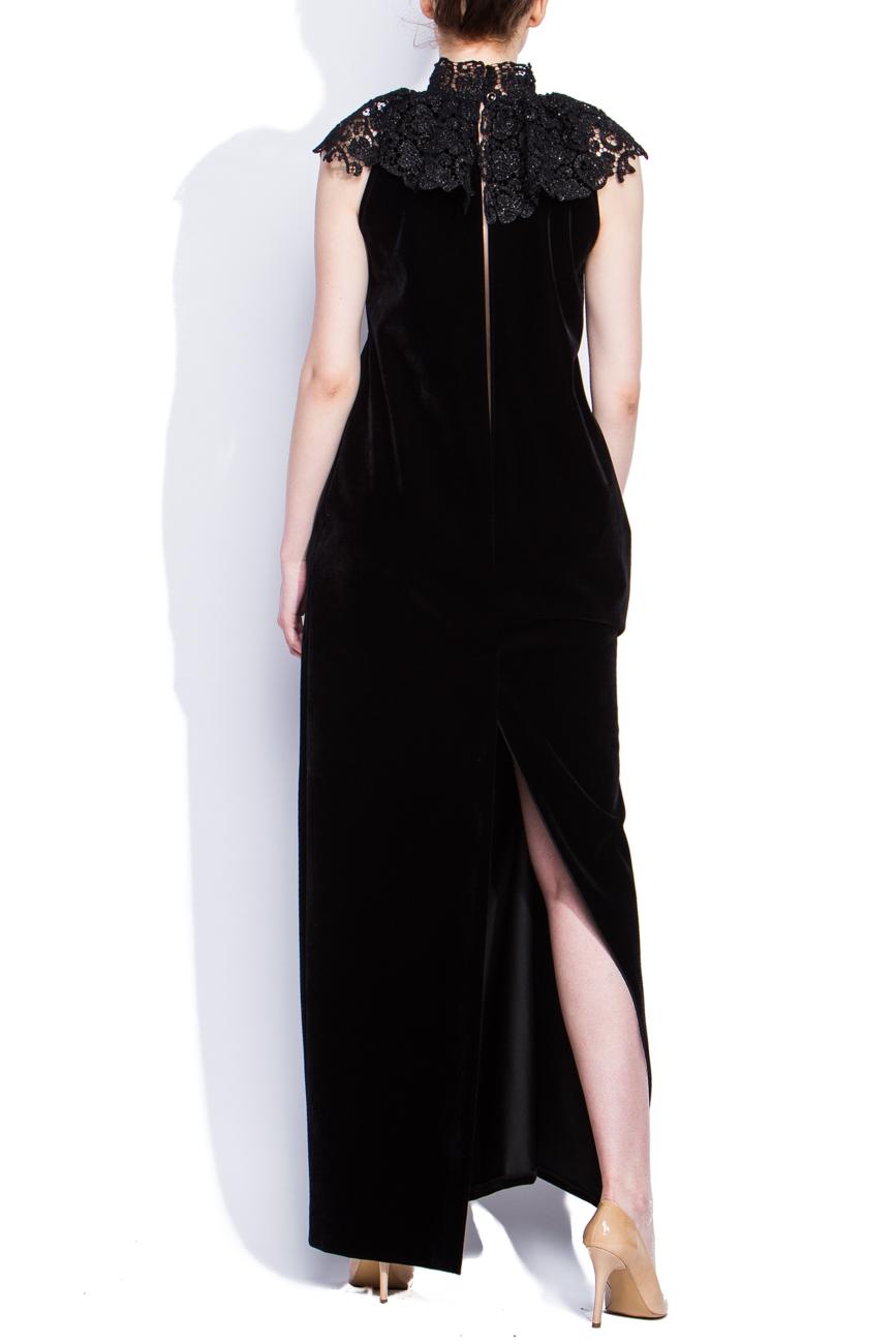 Lace collar dress Dorin Negrau image 2