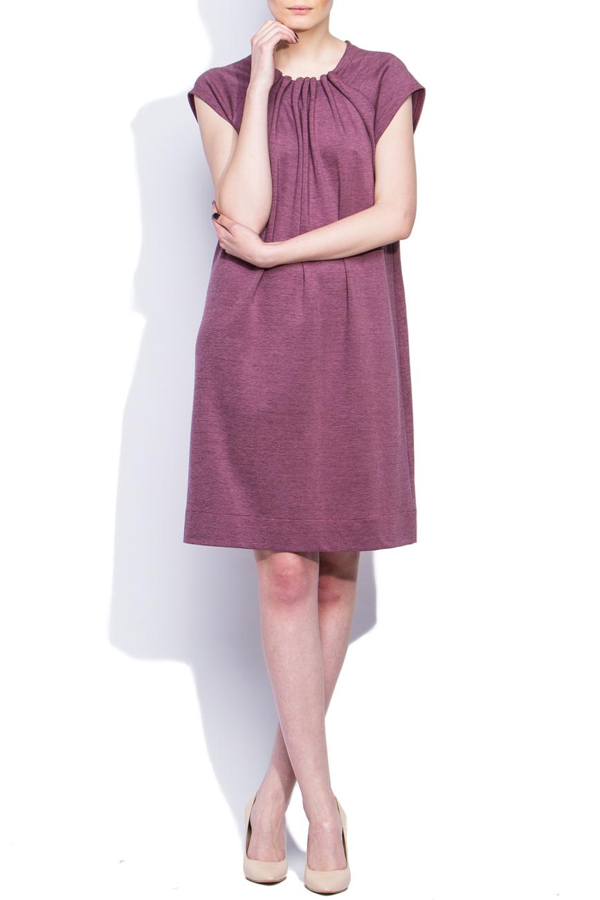 Dress with pleats Dorin Negrau image 0