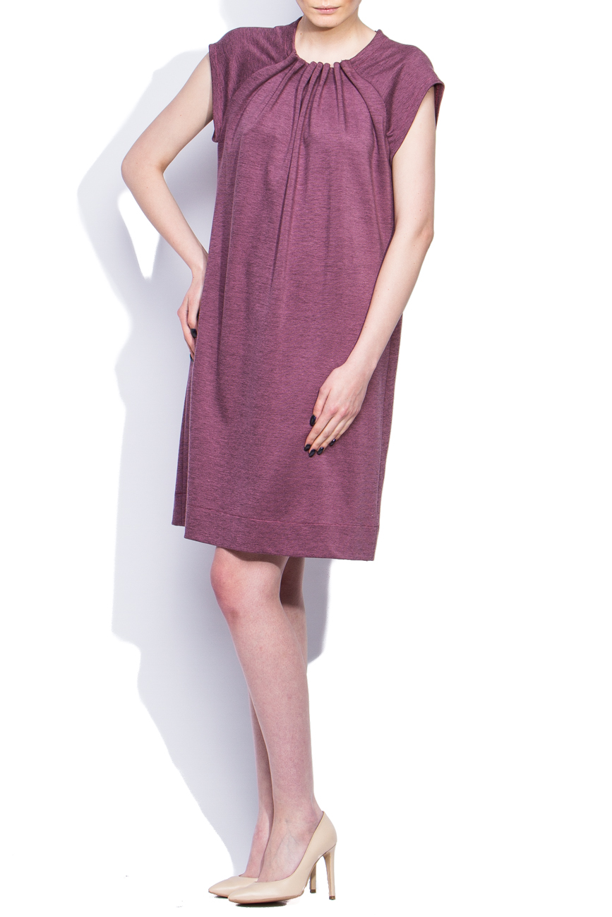 Dress with pleats Dorin Negrau image 1