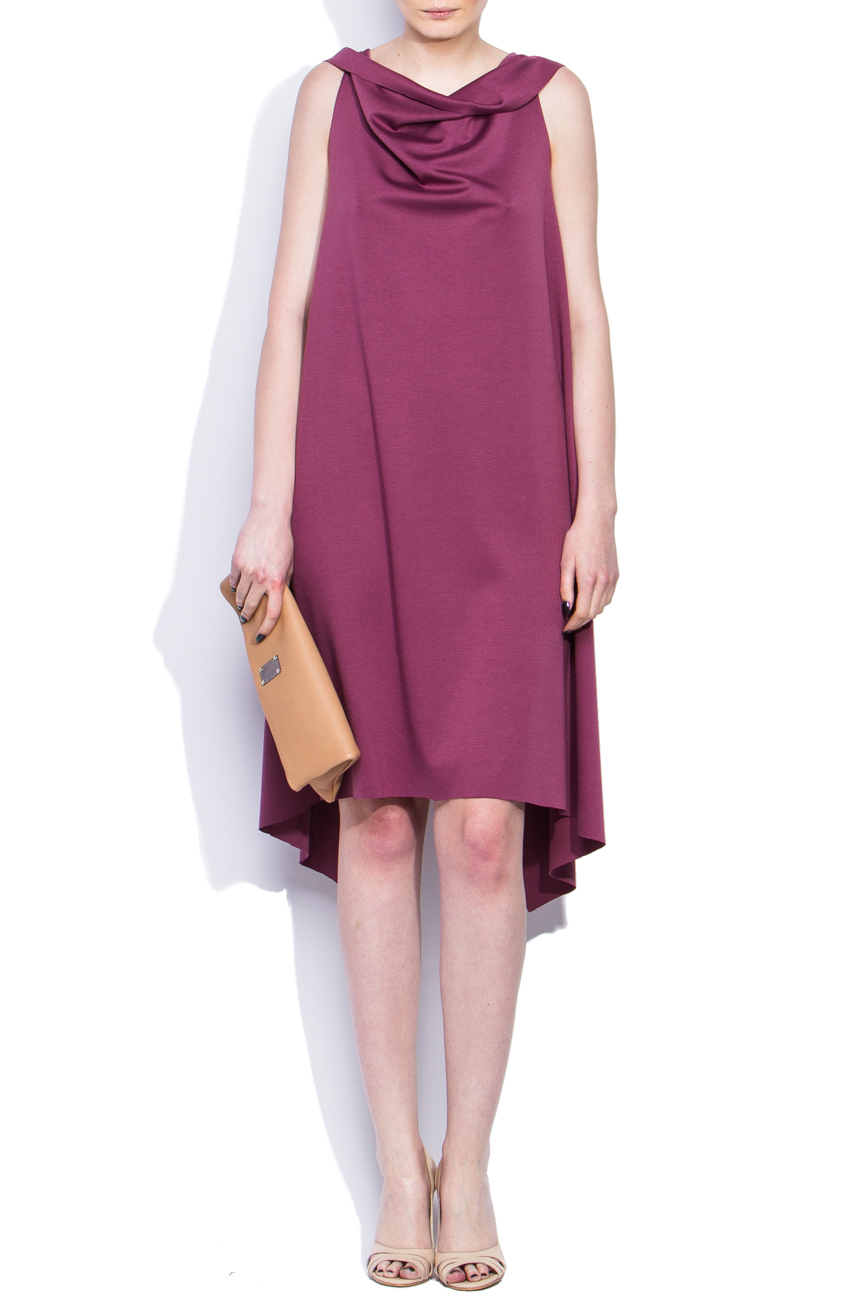 Dress with ruffles at the back Dorin Negrau image 0