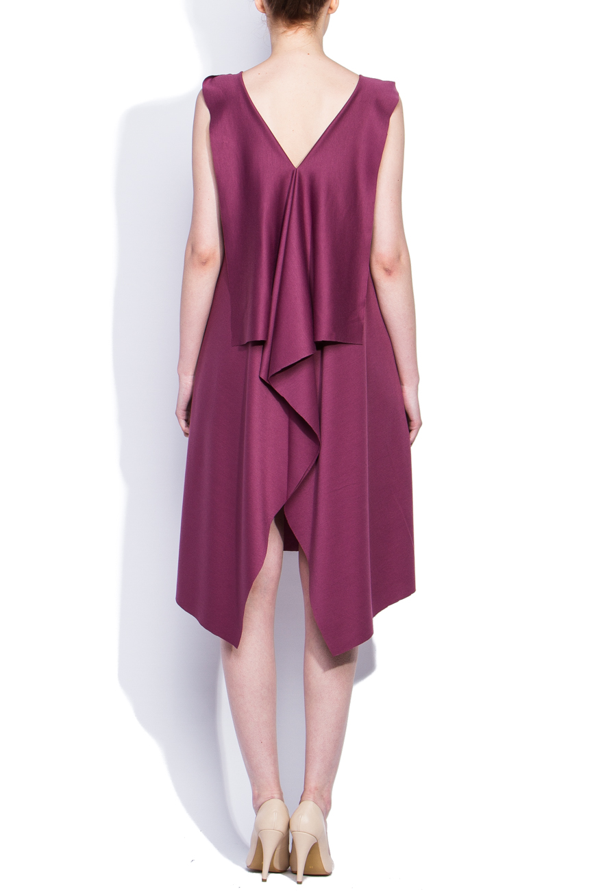 Dress with ruffles at the back Dorin Negrau image 2