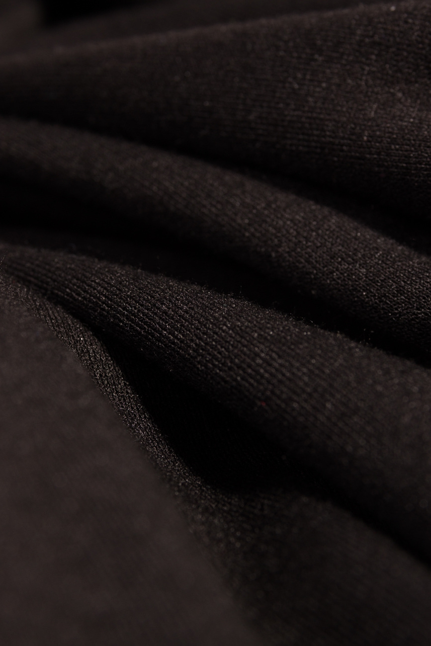 Robe mi-longue en jersey Dorin Negrau image 3