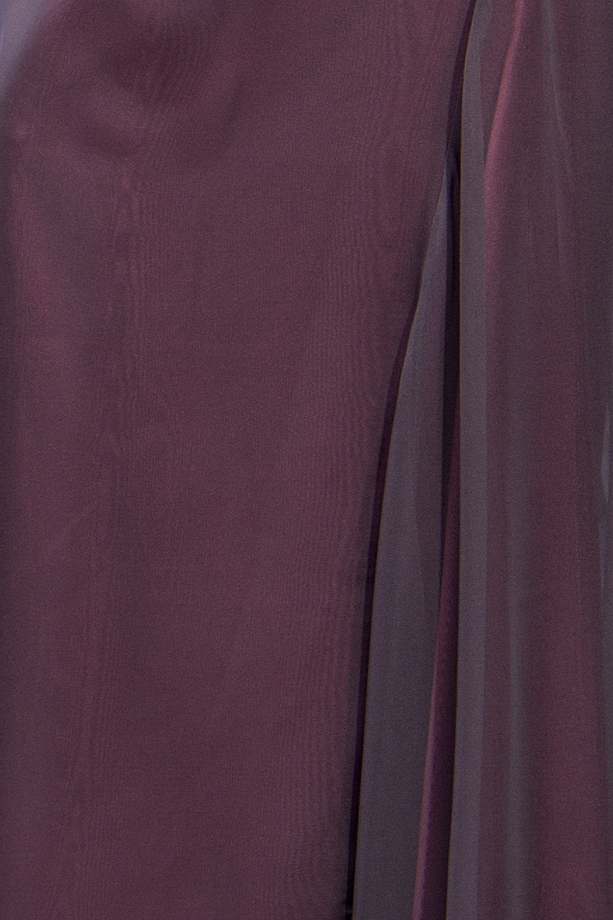 Robe longue rose Dorin Negrau image 3