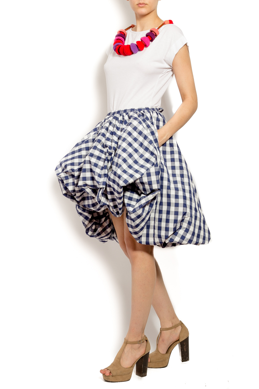 Taffeta bubble skirt Edita Lupea image 2