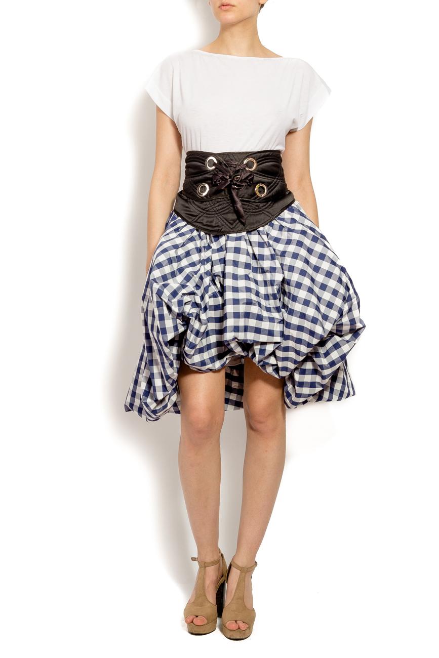 Taffeta bubble skirt Edita Lupea image 1