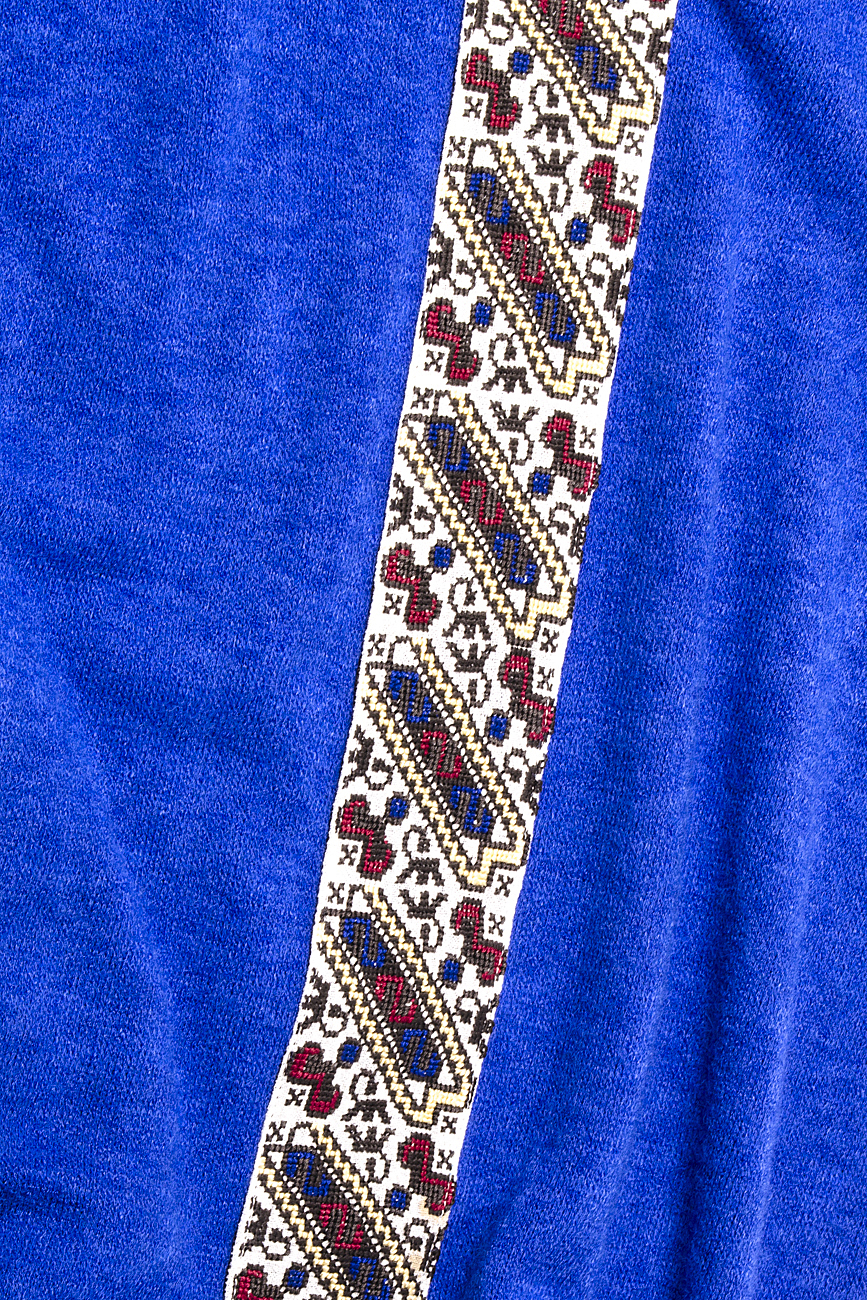Rochie jerse lana Ciel Izabela Mandoiu imagine 3