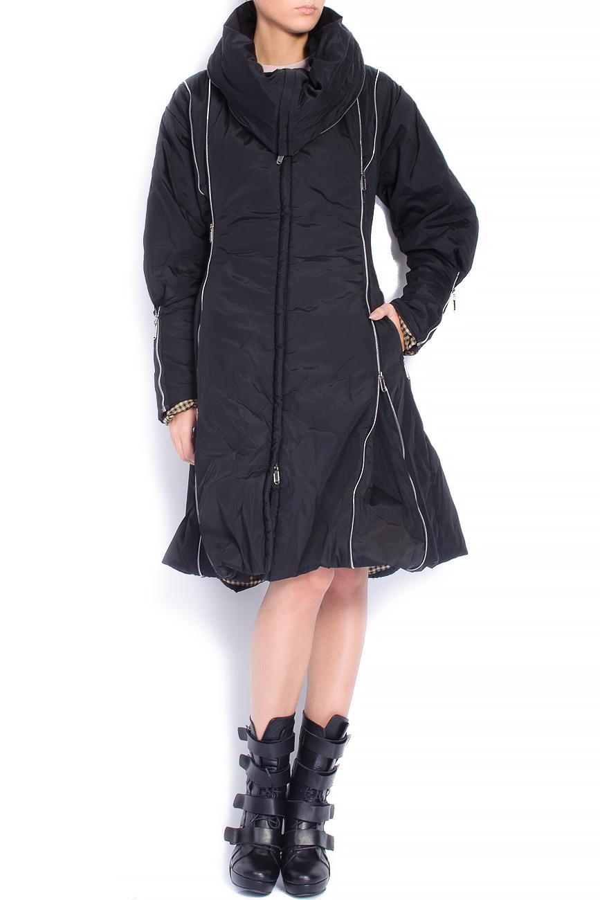 Manteau reversible à zip décoratif  Edita Lupea image 6