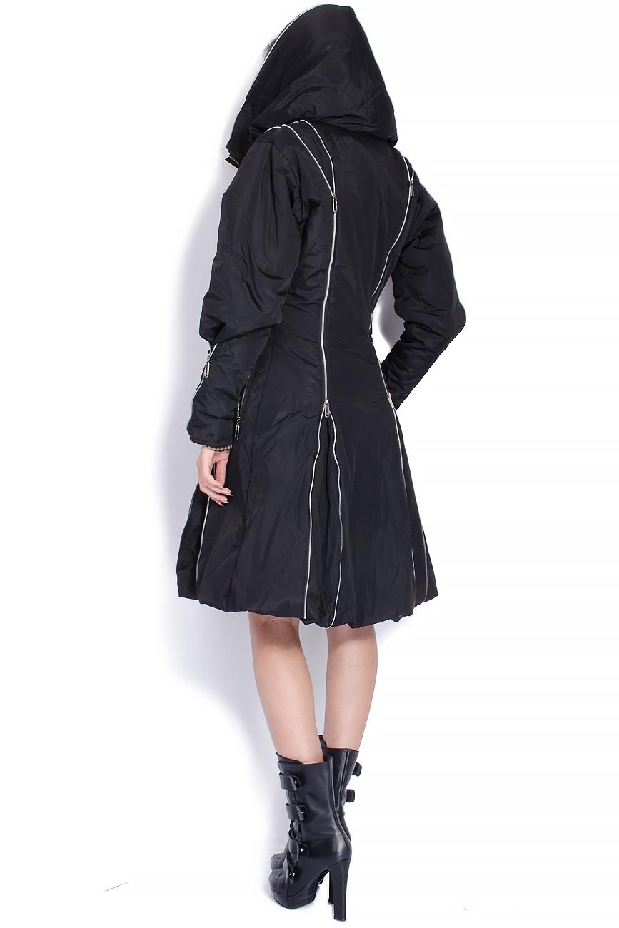 Manteau reversible à zip décoratif  Edita Lupea image 1