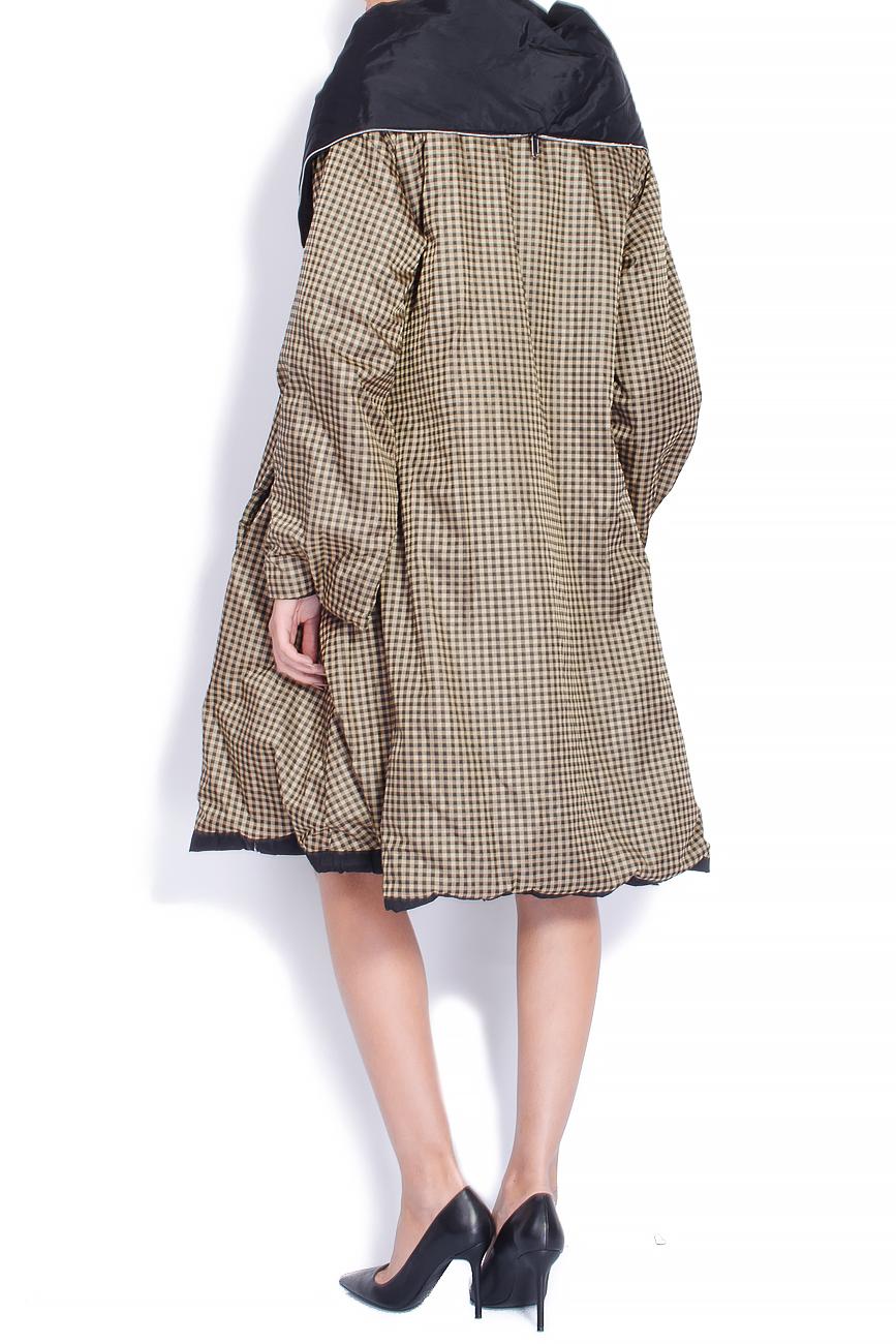 Manteau reversible à zip décoratif  Edita Lupea image 3