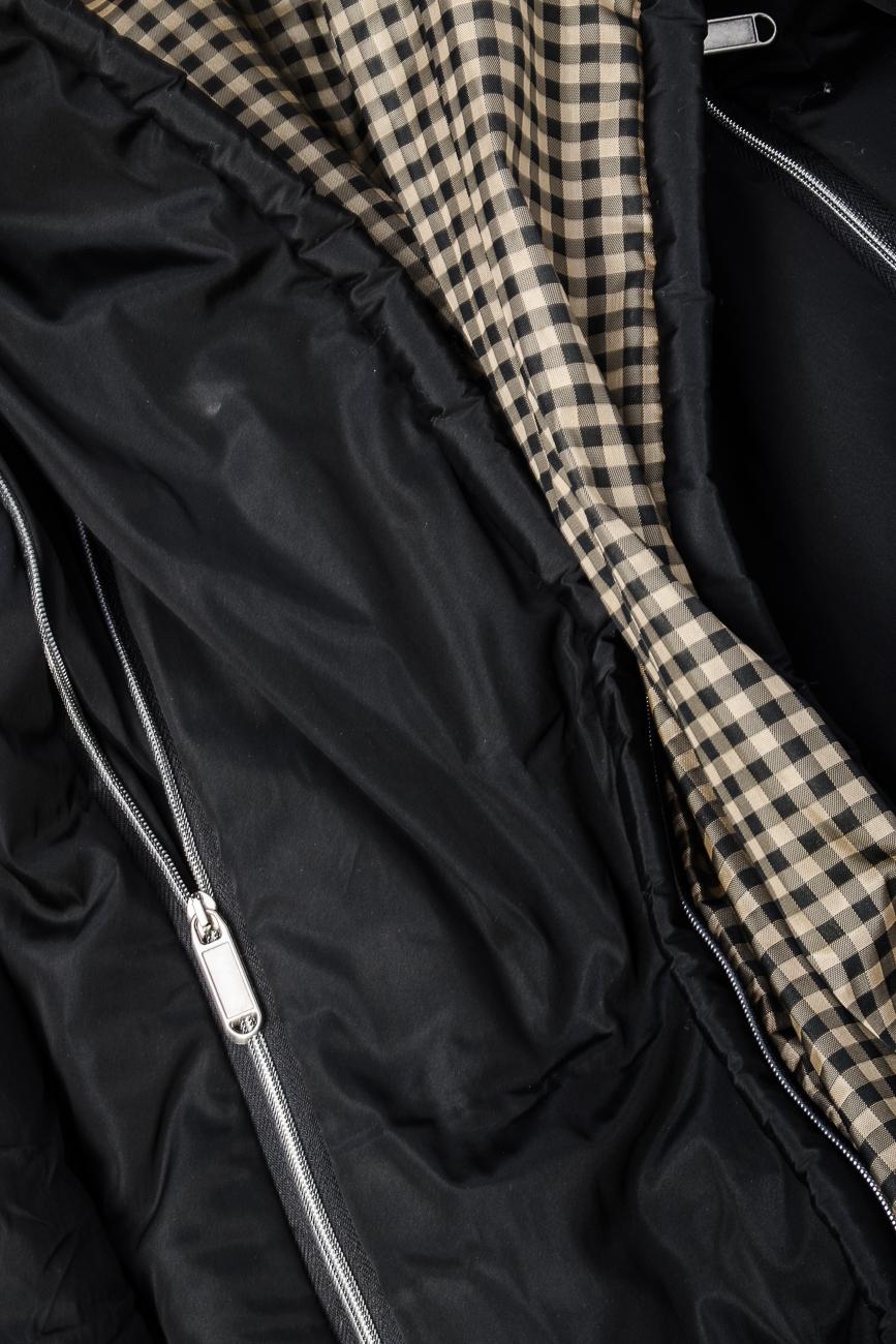 Manteau reversible à zip décoratif  Edita Lupea image 4