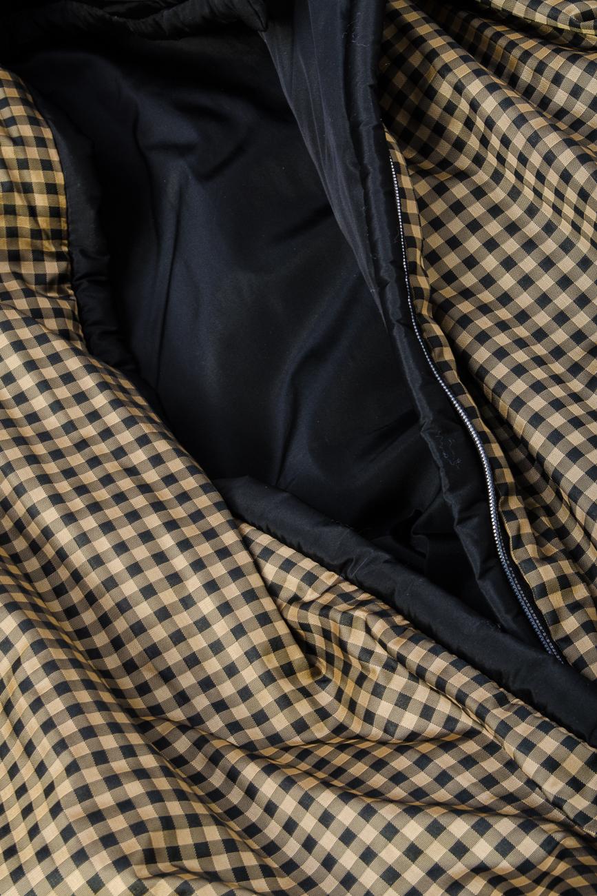 Manteau reversible à zip décoratif  Edita Lupea image 5