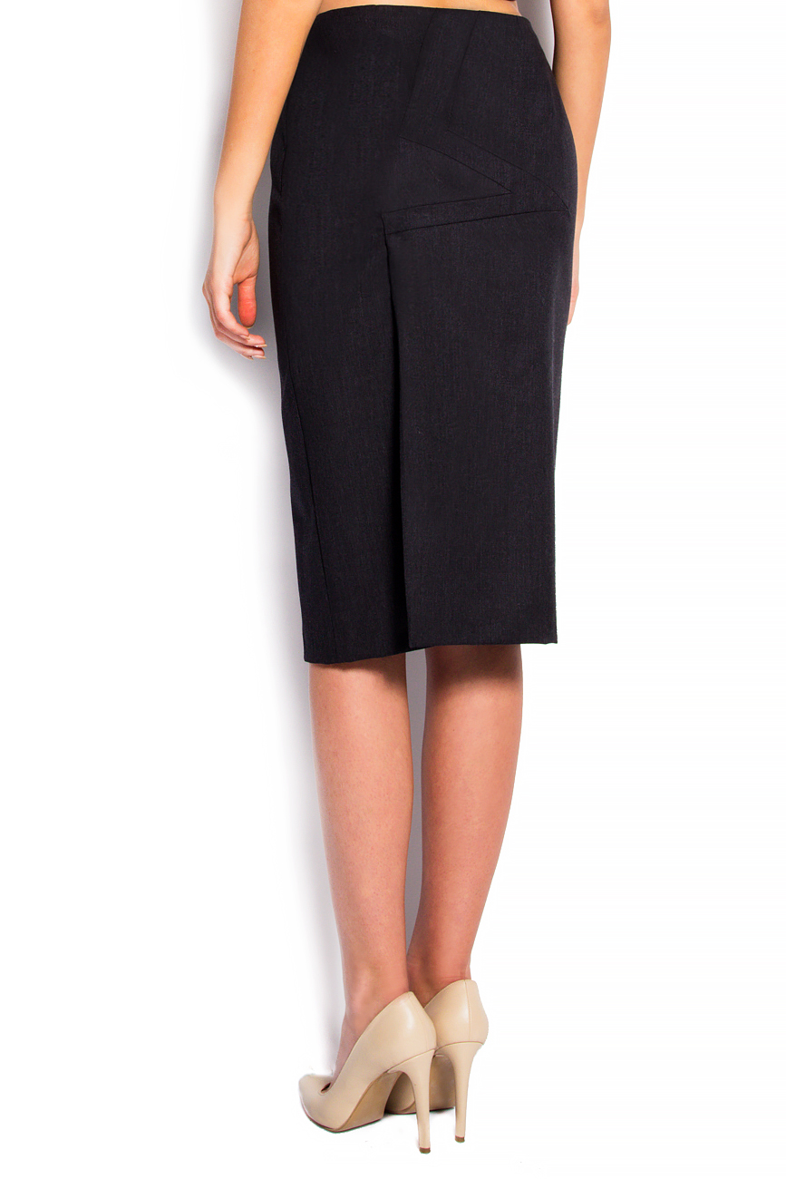 Stretch-wool pencil skirt Grigori Ciliani image 2