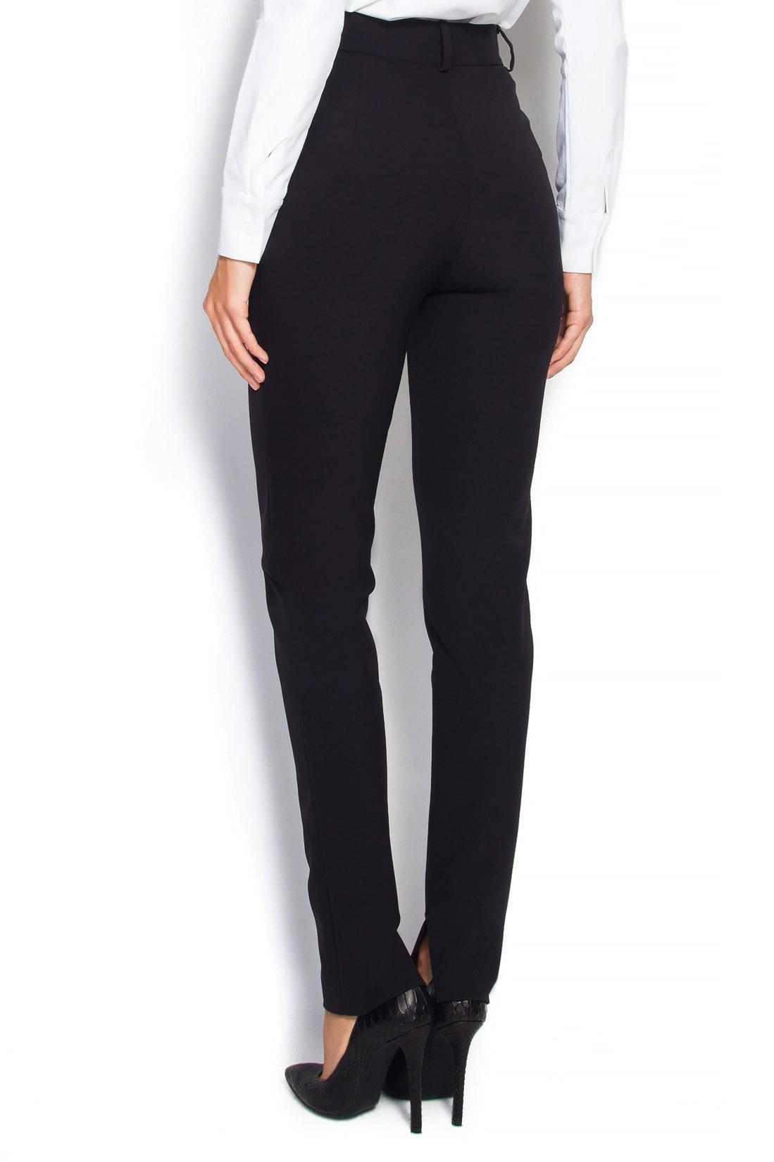 Slim-leg pants Poelle image 2