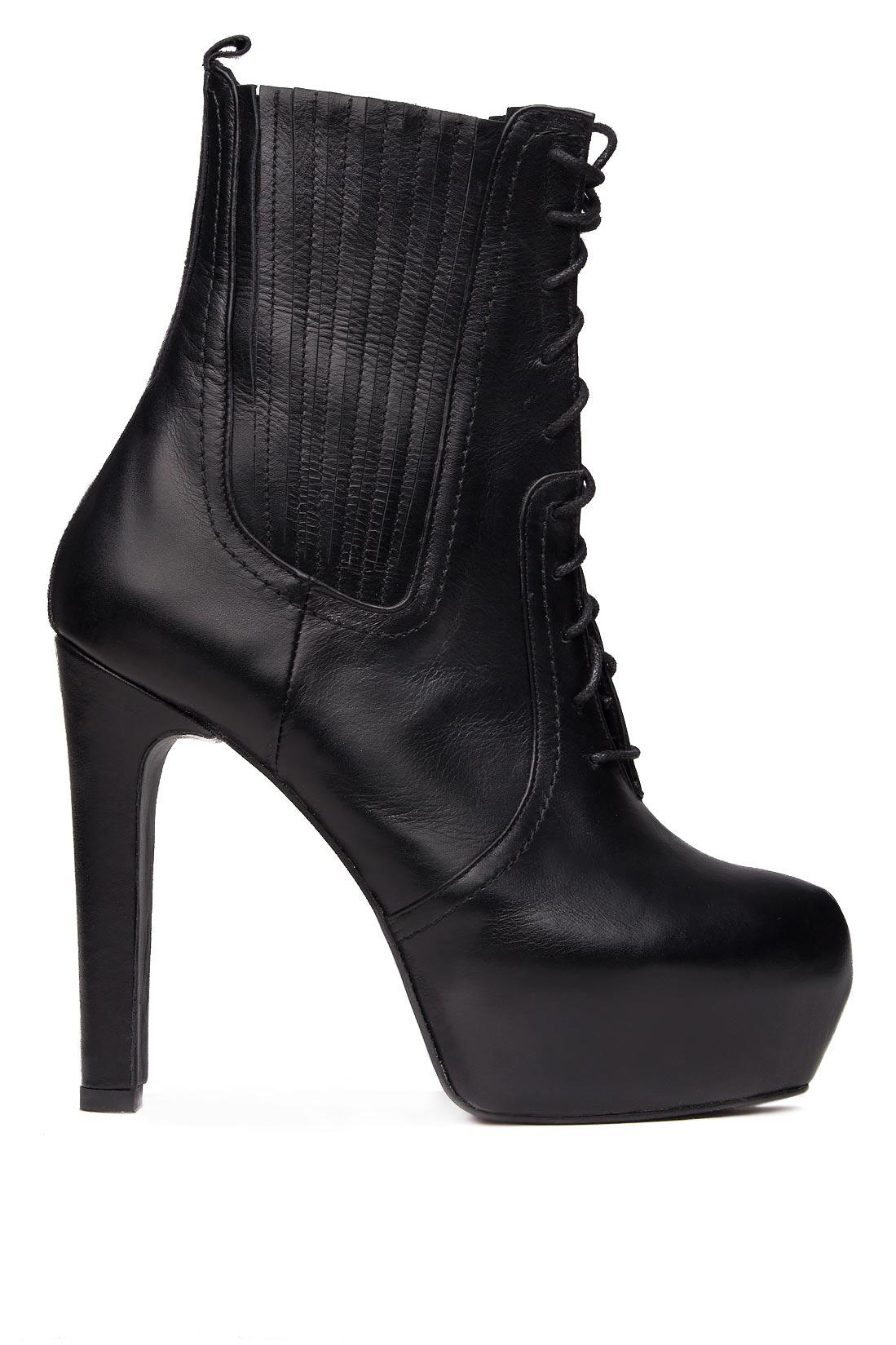 Boots with platform Ana Kaloni image 0