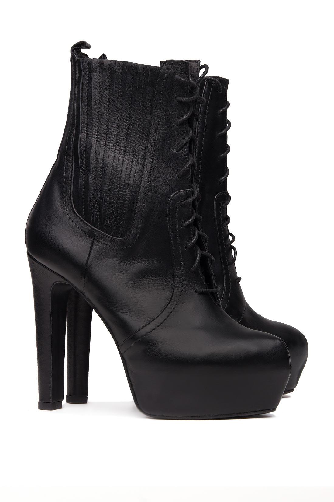 Boots with platform Ana Kaloni image 1