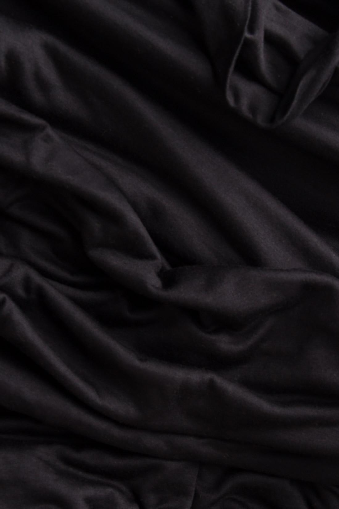 'Marianne' midi crepe dress Manuri image 4
