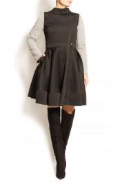 Alexandra Ghiorghie Scuba coat