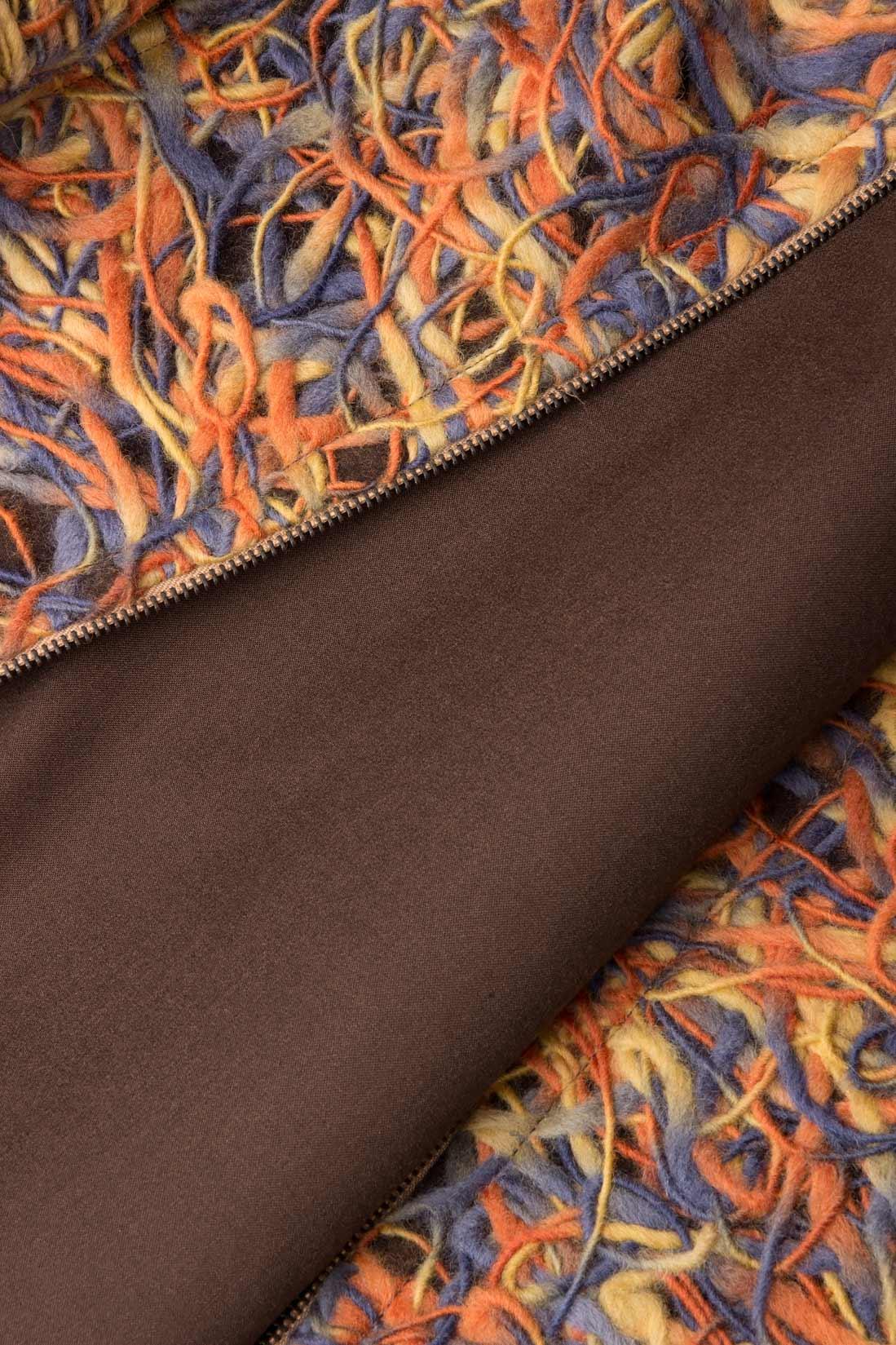Palton din lana cu buzunare laterale Arina Varga imagine 3