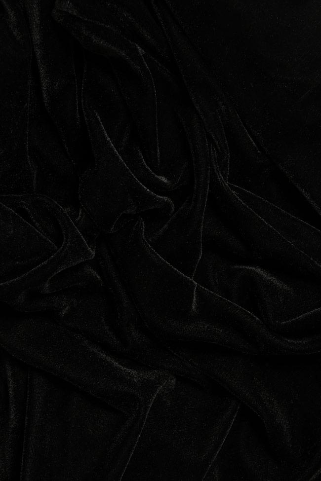 Body din catifea Cloche imagine 3