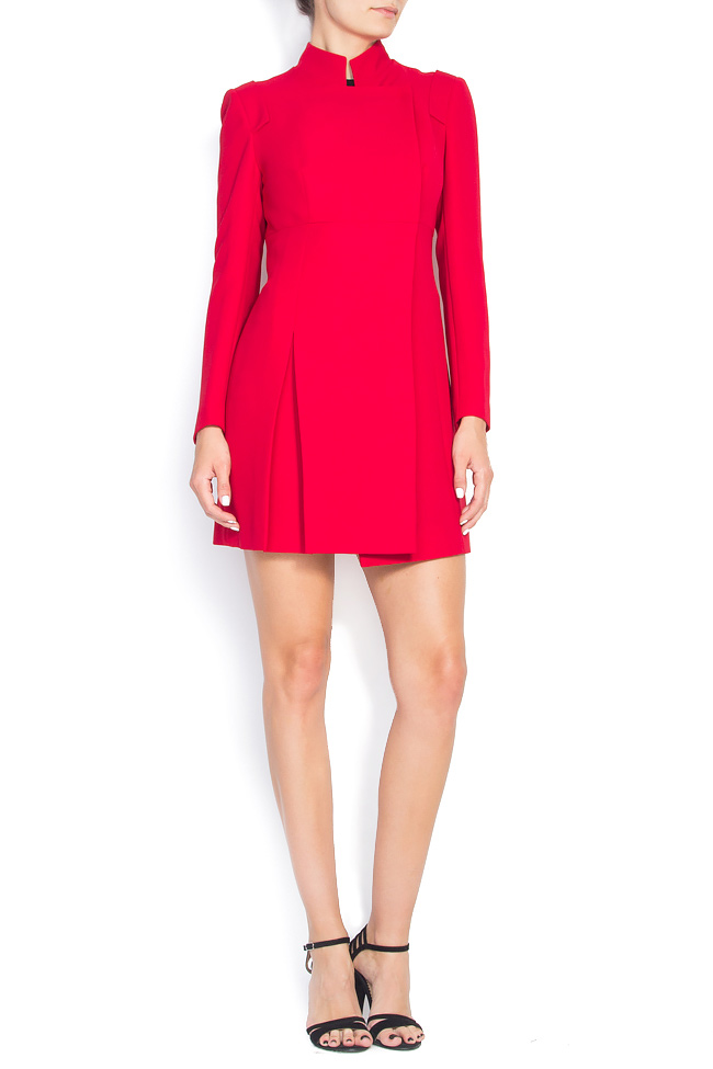 Tunic crepe mini dress M Marquise image 0