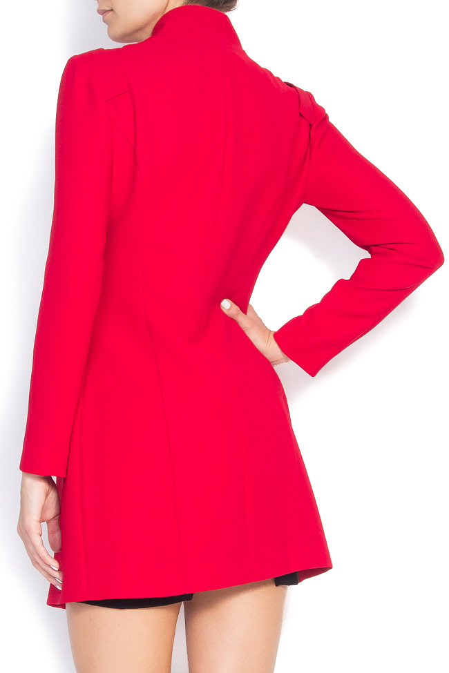 Tunic crepe mini dress M Marquise image 2
