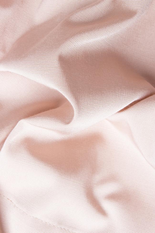 Bluza din bumbac Lena Criveanu imagine 5