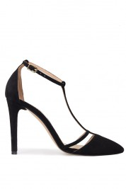 Hannami Suede pumps