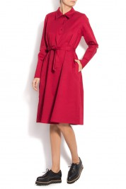 Undress Bordeaux cut out dress