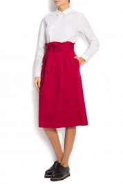 Undress Cotton flared skirt