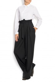 Undress Wide-leg cotton pants