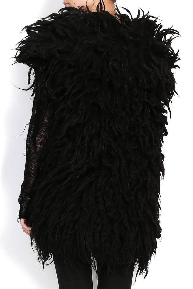 LIANA wool gilet Nicoleta Obis image 2