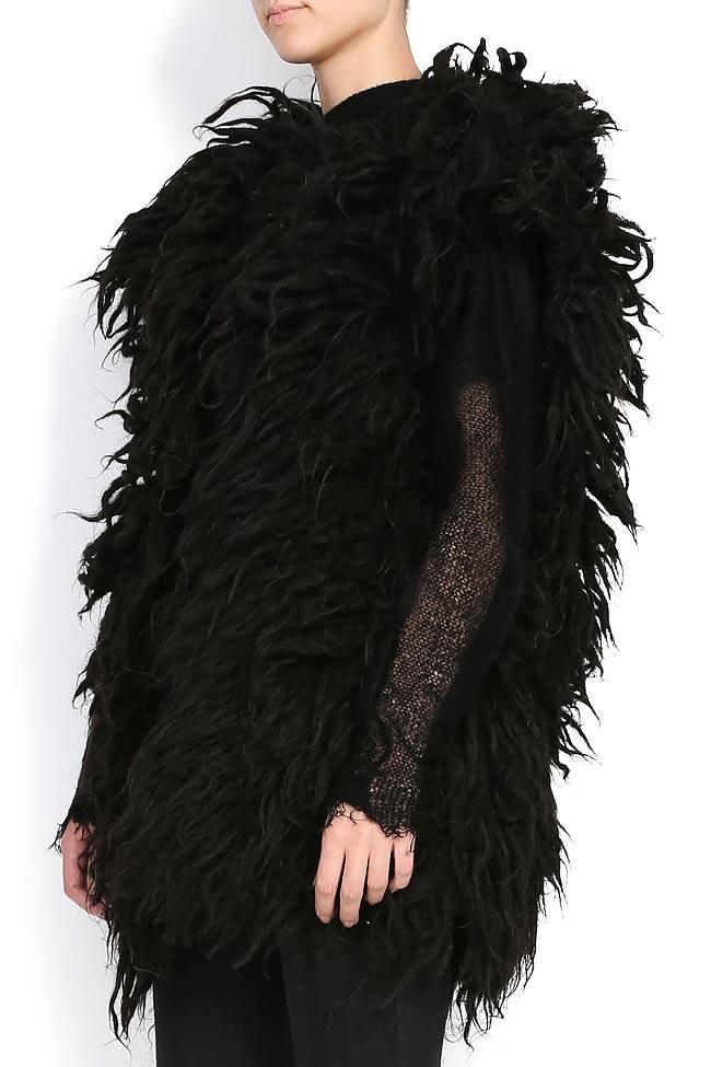 LIANA wool gilet Nicoleta Obis image 1