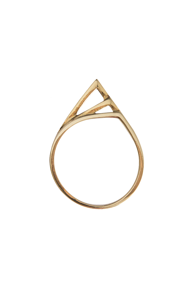 14 Karat Gold Ring Rings Jewelry Made To Measure