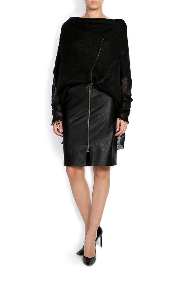 ISABELLA faux leather skirt Shakara image 0
