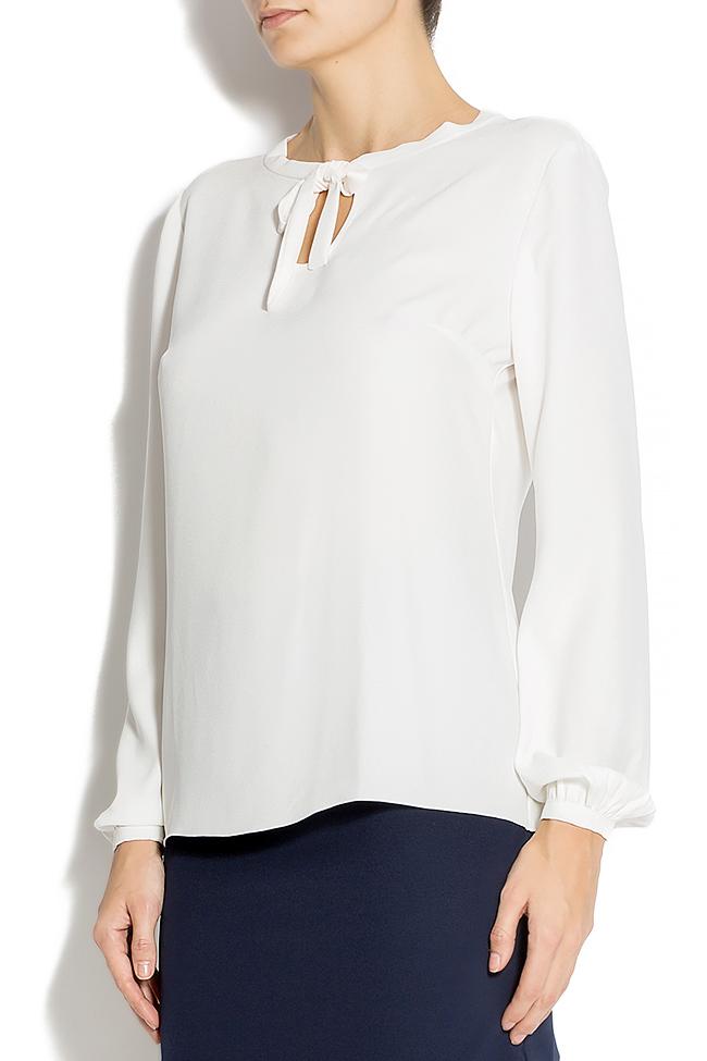 Bluza  din jerse  Lena Criveanu imagine 1